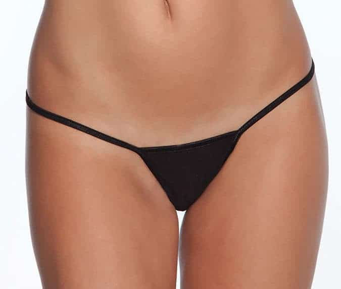 Coquette Low Rise Lycra G-String