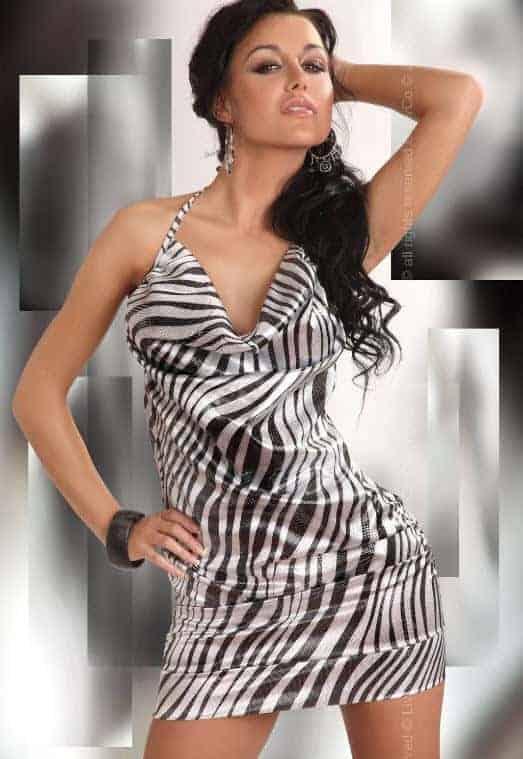 Livia Corsetti Eliora Dress LC18003 front