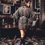 Baci Lace Kimono OS black bv