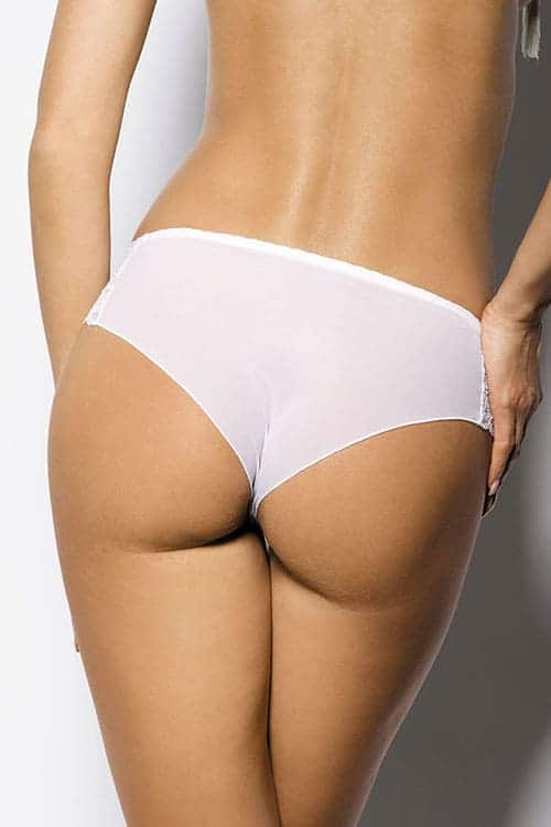 Anais Decadent White Panty back