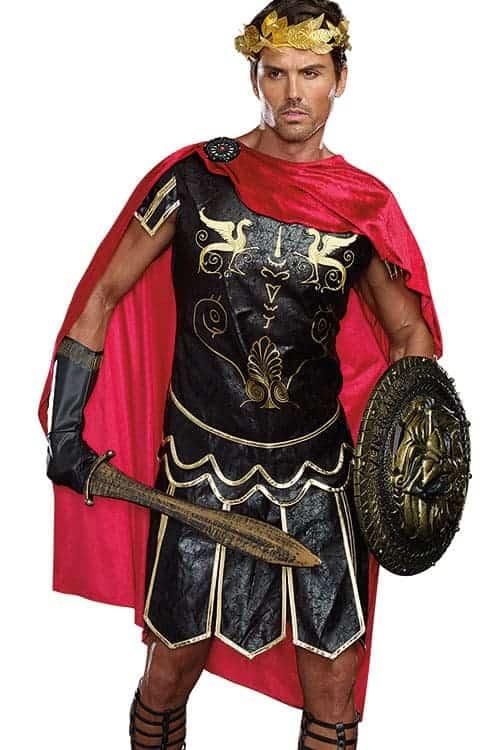 Dreamgirl 3 Pce Julius Caesar Costume front