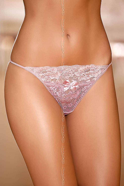 Axami Pink Lolita Thong V-4238 front