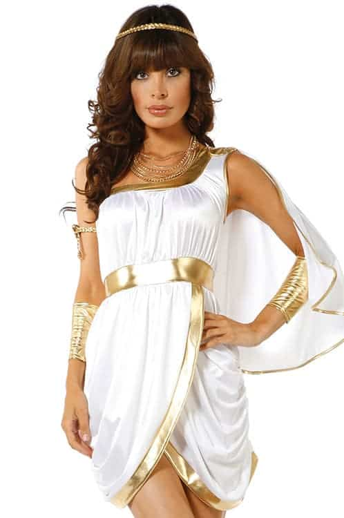 Forplay Immortal Beauty Sexy Goddess Costume front