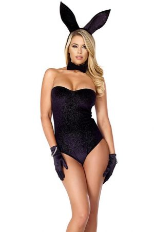 Forplay Haute Hopper Sexy Bunny Costume front