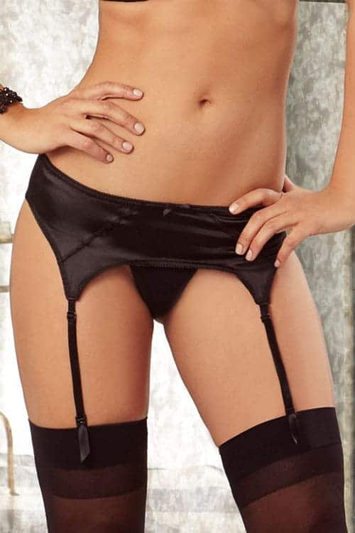 Dreamgirl-Luxe-Black-Garter-Belt-fv