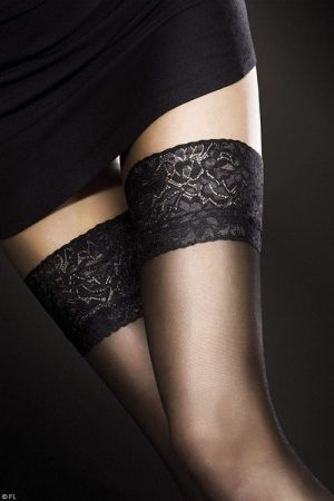 Fiore Milena Thigh Highs front
