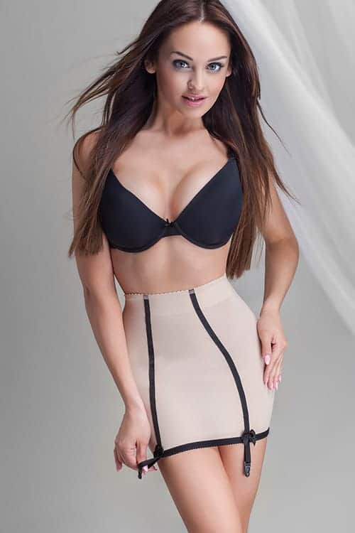 Mitex Destiny High Waisted Girdle Front