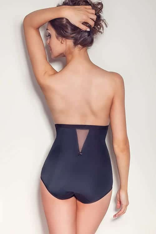 Mitex Star Shape Wear Black back
