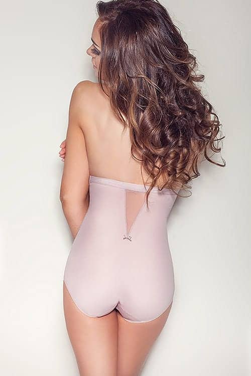 Mitex Star Shape Wear Powder Pink back