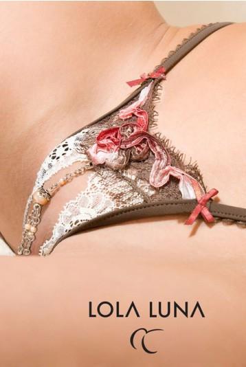 Lola Luna Montecarlo Open G String front