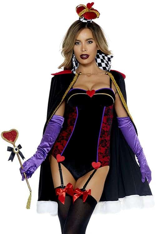 Forplay Sexy Evil Queen Costume front