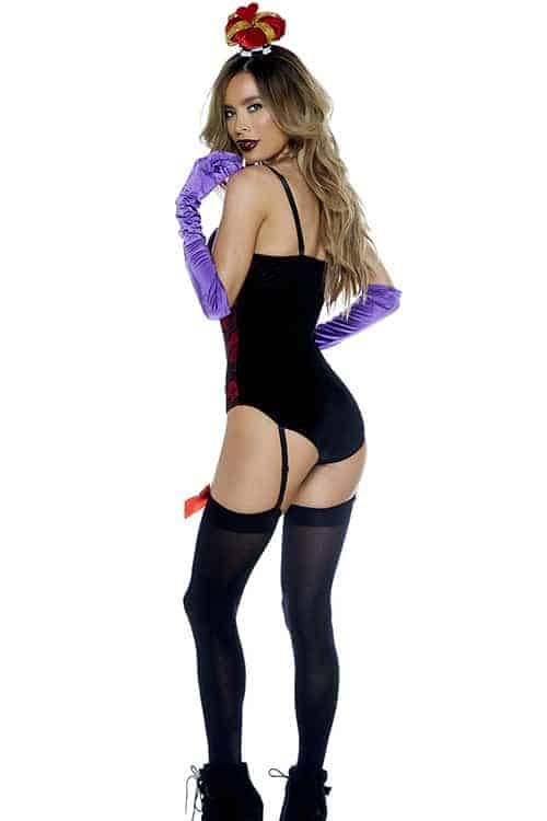 Forplay Sexy Evil Queen Costume back 2