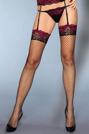 Livia Corsetti Perry Stockings front