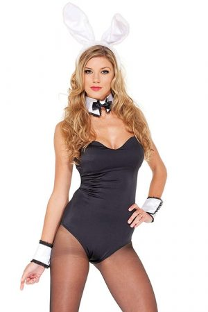 Forplay Sexy Haute Bunny Costume front