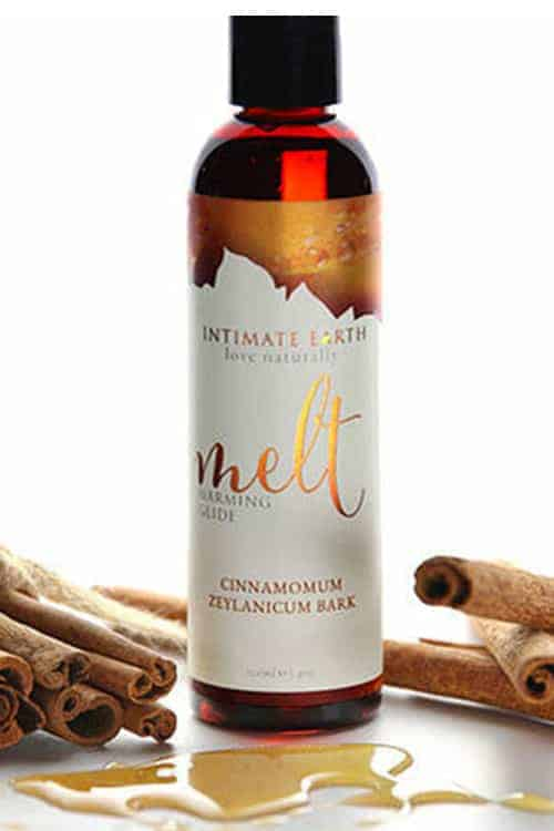 Intimate Earth Melt Cinnamomum Warming Lubricant