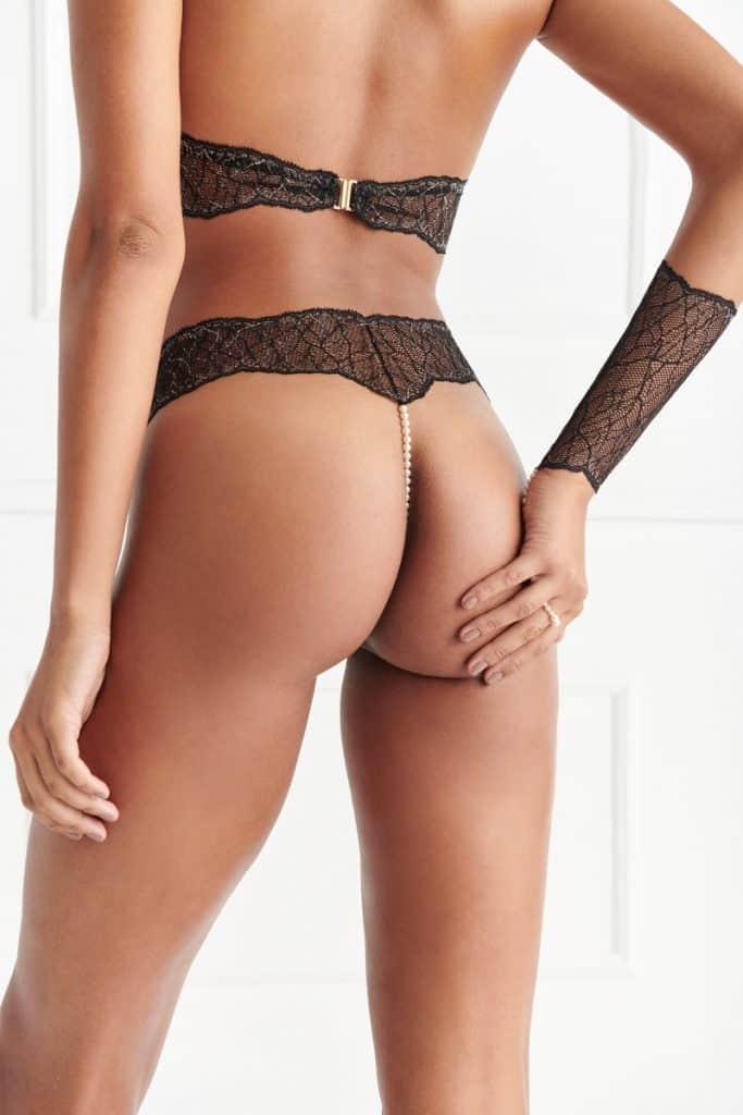 Bracli Sydney Single Black Body back 2